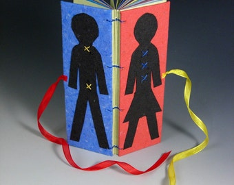 Paper Doll Journal