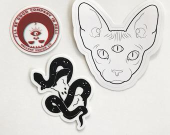 HellKat Sticker Pact