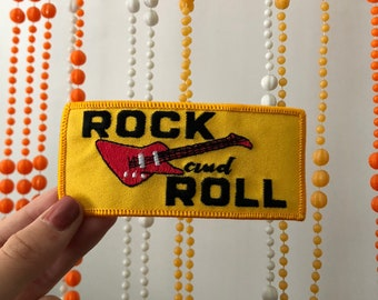 Rock and Roll Guitar Patch