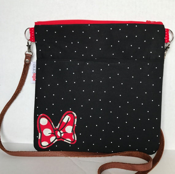 Minnie Mouse Crossbody