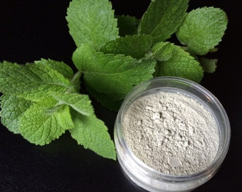 Minty Fresh Face Mask