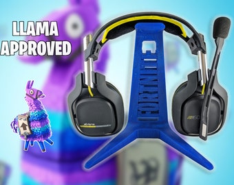 Fortnite casque Stand | Bataille Royale casque casque Stand S Xbox 360 Xbox un PS4 Sony Playstation 4 PC Gaming Stand de support