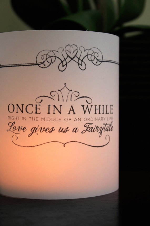 Wedding table decor fairytale decor wedding luminaries like this item junglespirit Gallery