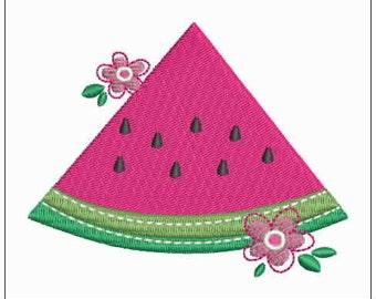 Cute Summertime Watermelon Design - Instant Digital Download