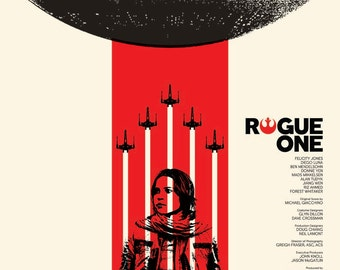 Rogue One Film Poster