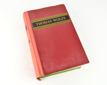 The Thomas Wolfe Reader, 1962 Charles Scribner's Sons