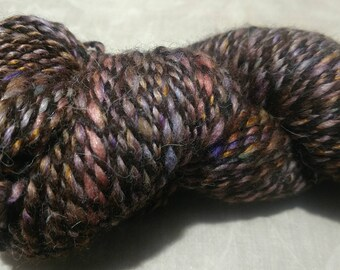 Alpaca Blend Yarn - Missing Fall 2 of 2 - Handspun