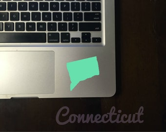 Connecticut State Decal