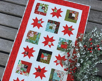 Starry Way - Carried Away Quilting CAQ-016