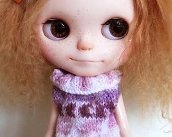 Blythe -  Colored mix sleeveless Sweater