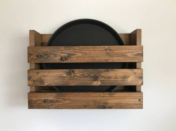 Top Restaurant Modern Rustic Wood rack for serving trays Wood YP92
