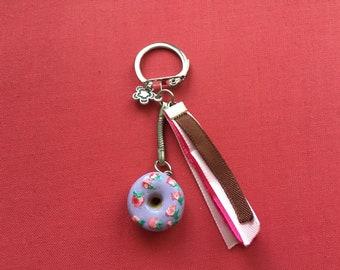 Floral Keychain - Floral keychain