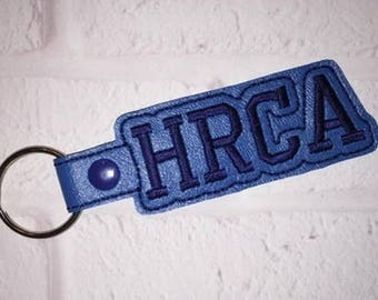 HRCA Key Chains, Archers, Haw River Christian Academy, Fundraising, Team sports, Keychains, Key Chains, Haw River, From The Stands we cheer,