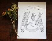 Lupercalia- Original Draw...