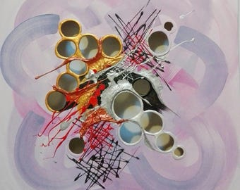 Abstract paintings modern Art paintings on acrylic canvas