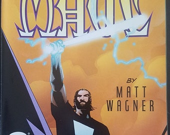Mage: The Hero Defined #1 (1997) Comic Book