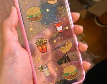Fast Foodie - iPhone 7/8 bumper case