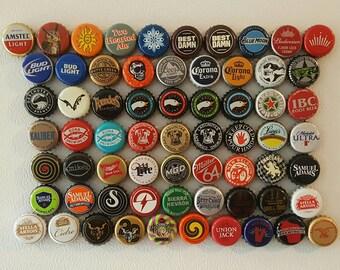 Beer Bottle Cap Magnets - 6 Pack (Updated 11/26/17) *ships worldwide*