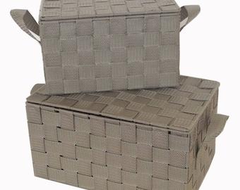 Dove 2 series Nylon fabric boxes