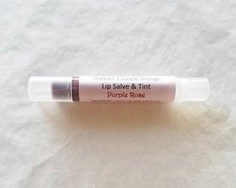 Purple Rose Lip Tint Balm