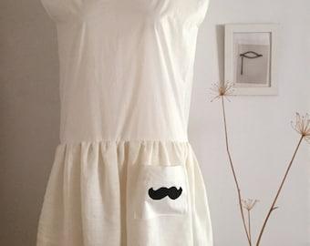 Vestido Bigotes 1