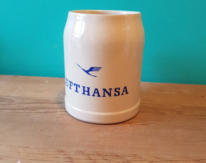 Lufthansa Stoneware Mug