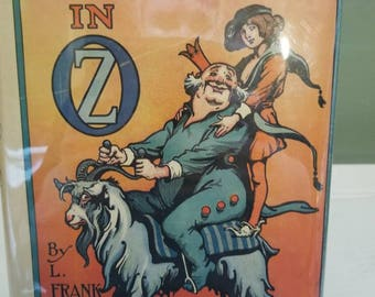 Rinkitink in Oz, Boy hero from the Wizard of Oz Books