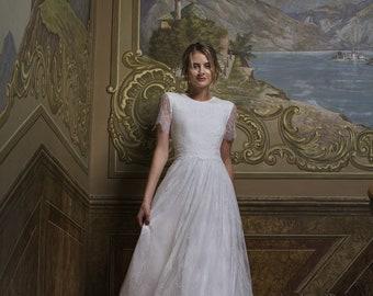 Simple Fall Wedding Dresses