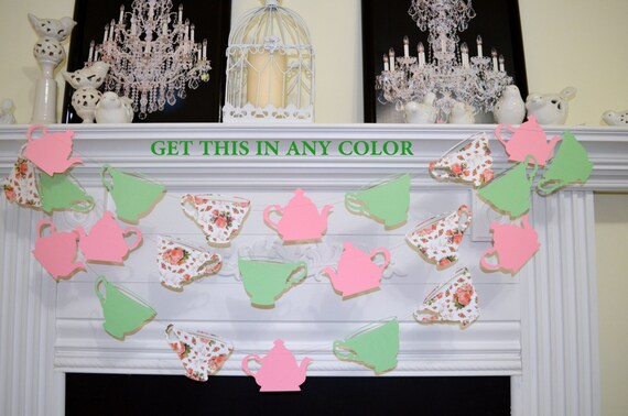 Baby Shower Room Decoration Ideas