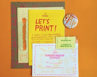 Outlet Risograph Basics Gift Certificate
