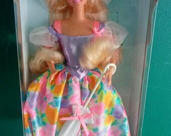 Mattel Sweet Magnolia Barbie Doll vintage  Walmart Special Edition New in box