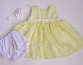 Sweet Dress with bloomer
