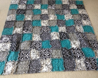 Rag Quilt - Your Whim - Made To Order