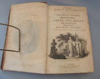 Greek and Roman Classics London 1830