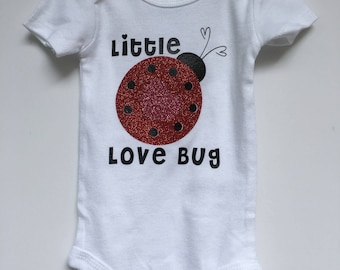 BABY Onesie - Little Love Bug