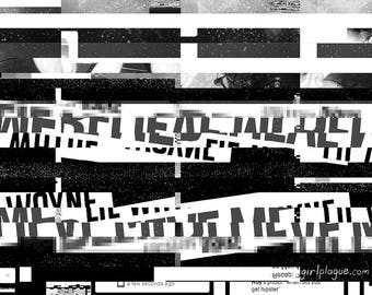 v sleepy print - endpage-