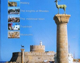 Rhodes guide book tourism