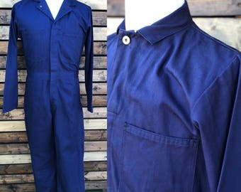 Vintage Universal Overall Company Coveralls | Made in USA