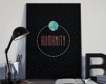 Humanity | Poster