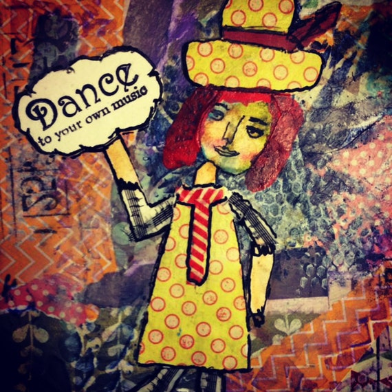 Mixed Media: Dance