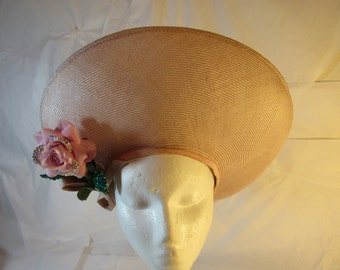 Jack McConnell straw hat