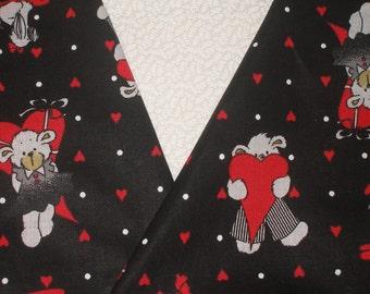 HAVE a HEART TEDDIES - Valentines Dog Harness Vest - Made to order - choose shirt color