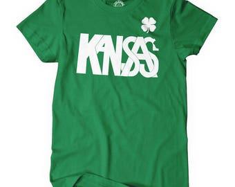 KANSAS   Stately St. Patrick's Day Collection