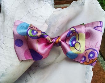 90s Powerpuffgirl Upcycled Hair Bow
