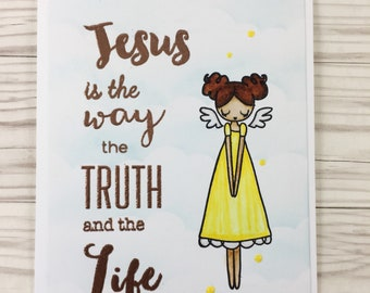 Jesus is the Way Box Set of 10 cards
