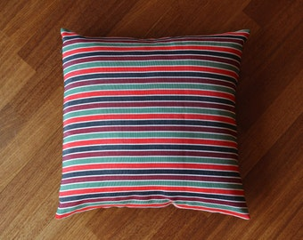 "Halfeti Handwoven Kutnu Cushion - 18"" square - Free Shipping USA!"