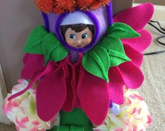 Flower Bouquet Elf Costume