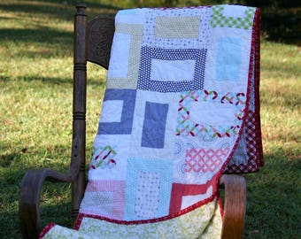 Eight Days a Week Quilt