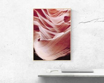 Pink Print, Nature Photography, Botanical Print, Abstract Canvas, Abstract Print, Nursery Art, Printable Wall Art, Instant Download