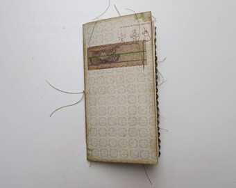 Travelers Notebook Junk Journal Standard Size, Diary, Journal